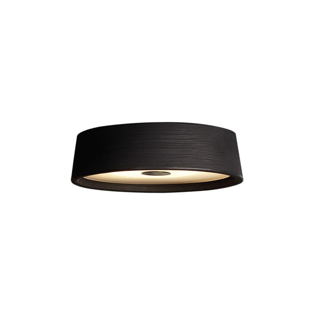 Marset Soho C 57 LED Deckenleuchte, schwarz
