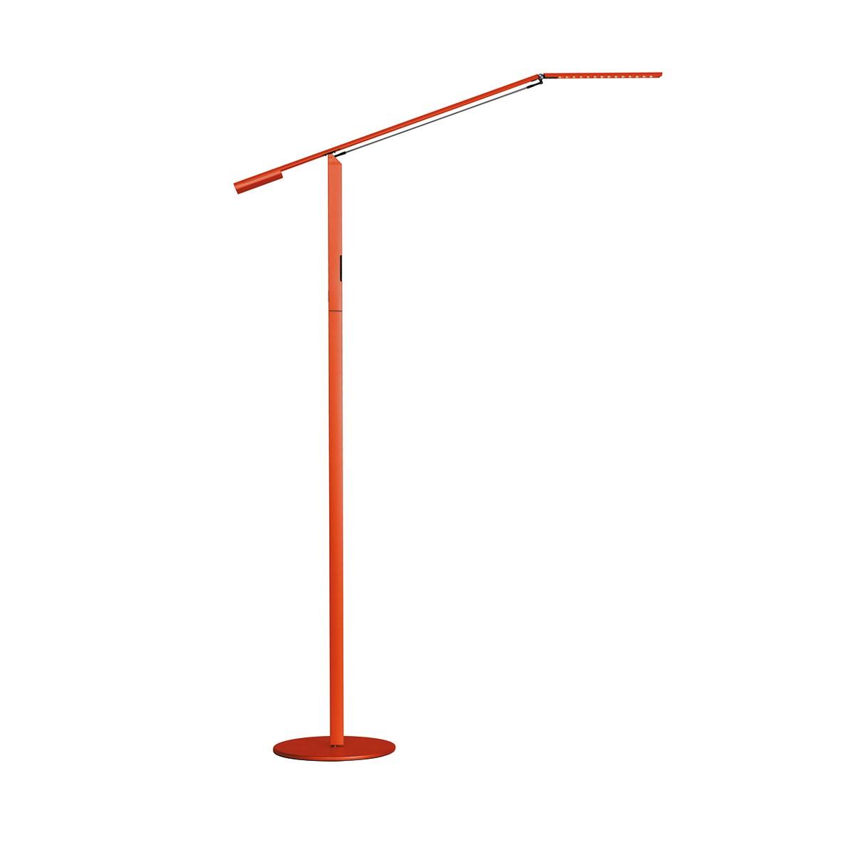 BellXpress Equo Floor Stehleuchte, orange