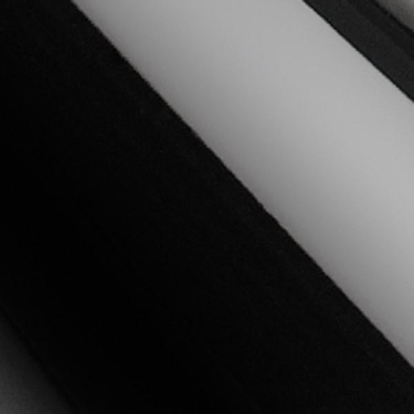 Vibia I.Cono 0720 Wandleuchte, schwarz glänzend