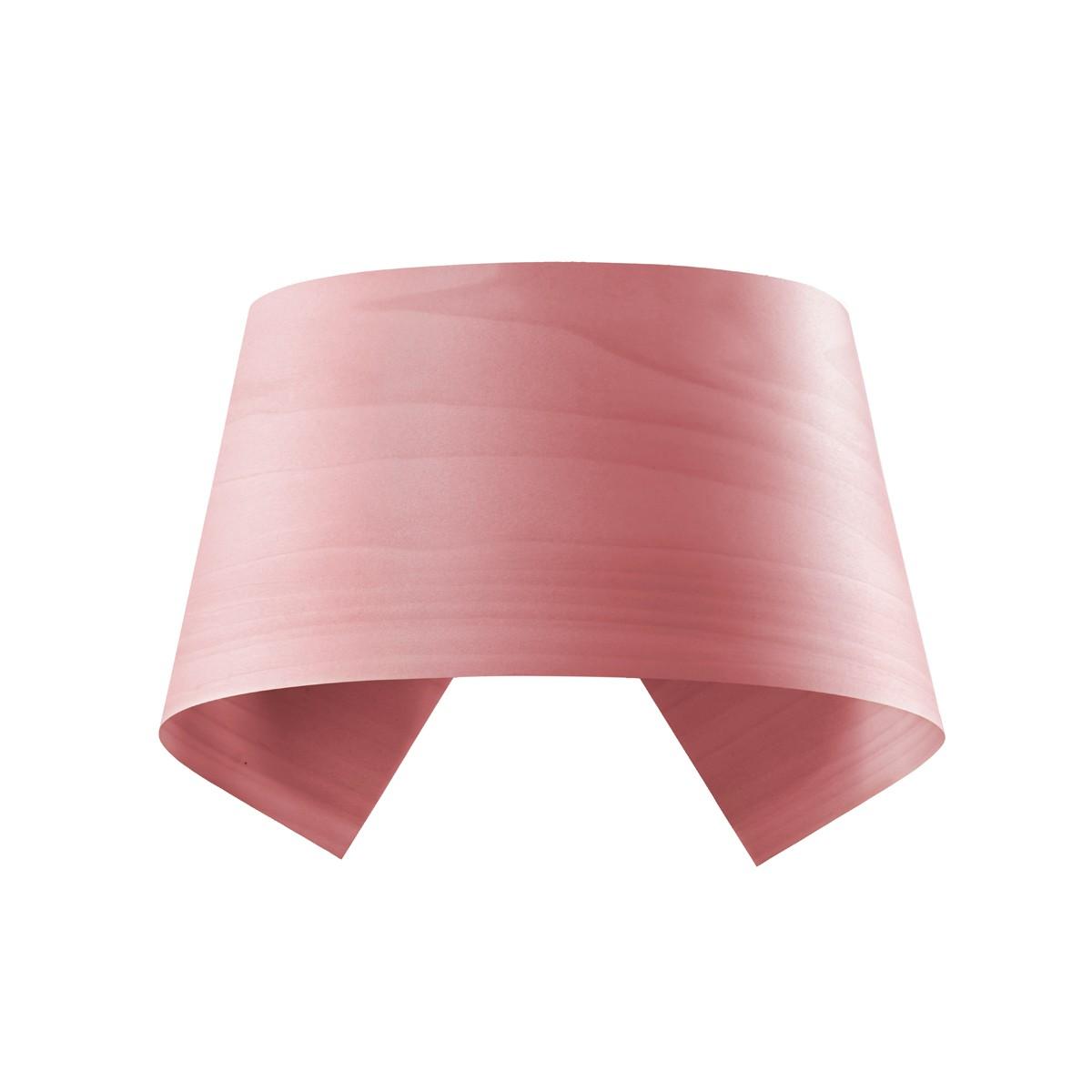 LZF Lamps Hi-Collar Wandleuchte, pink