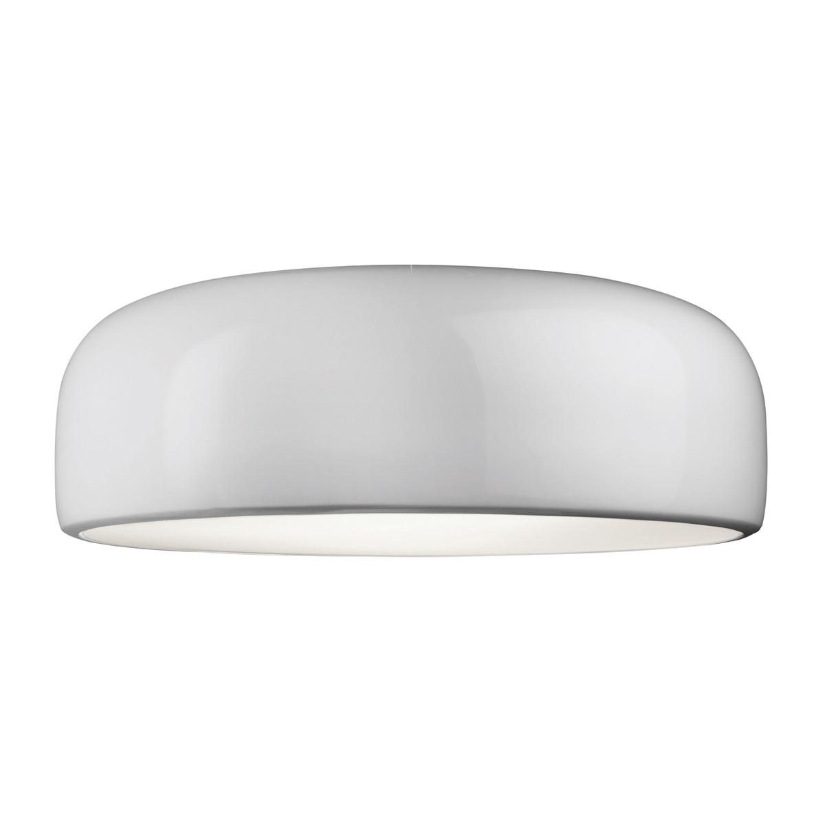 Flos Smithfield C LED Deckenleuchte, weiß