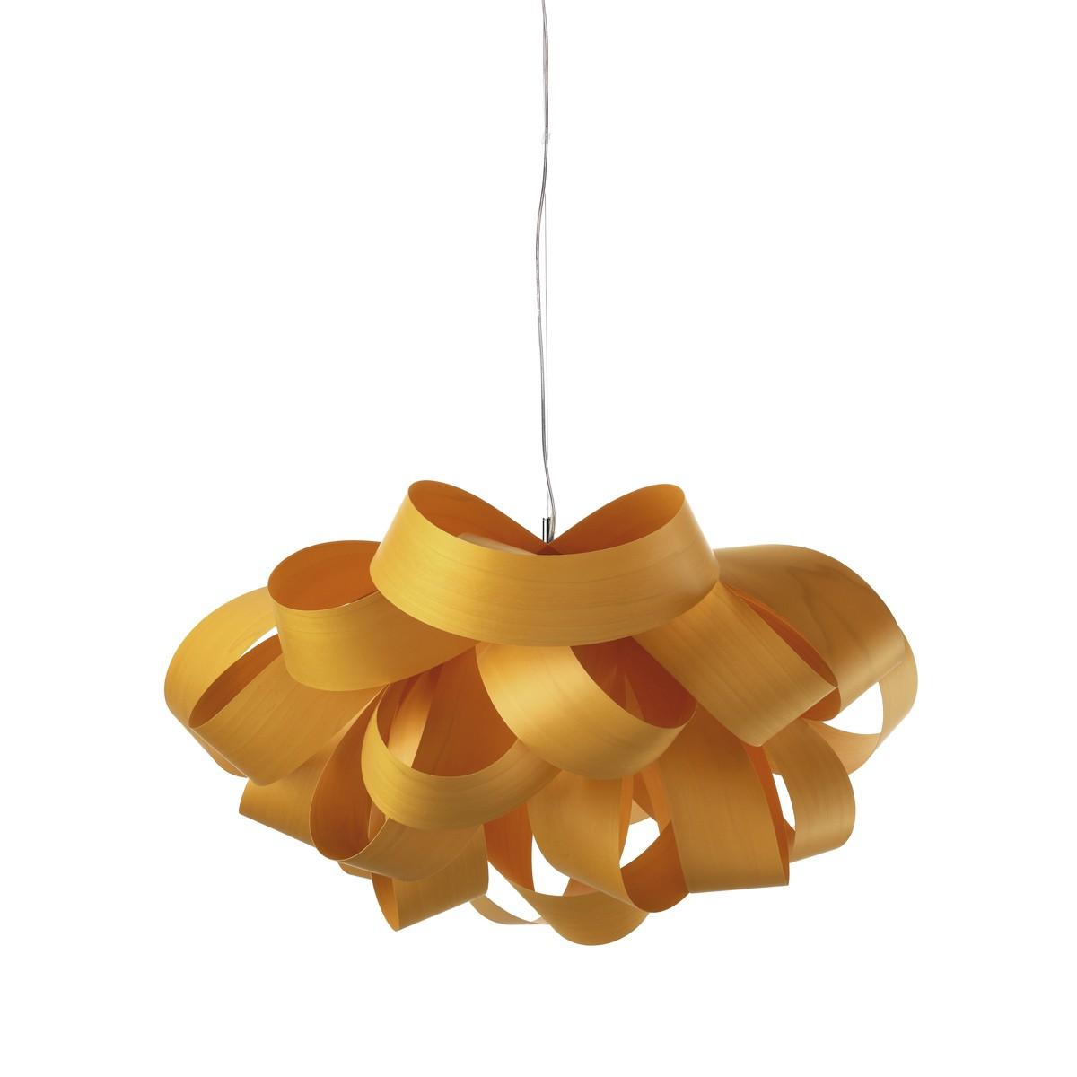 LZF Lamps Agatha Small Pendelleuchte, gelb