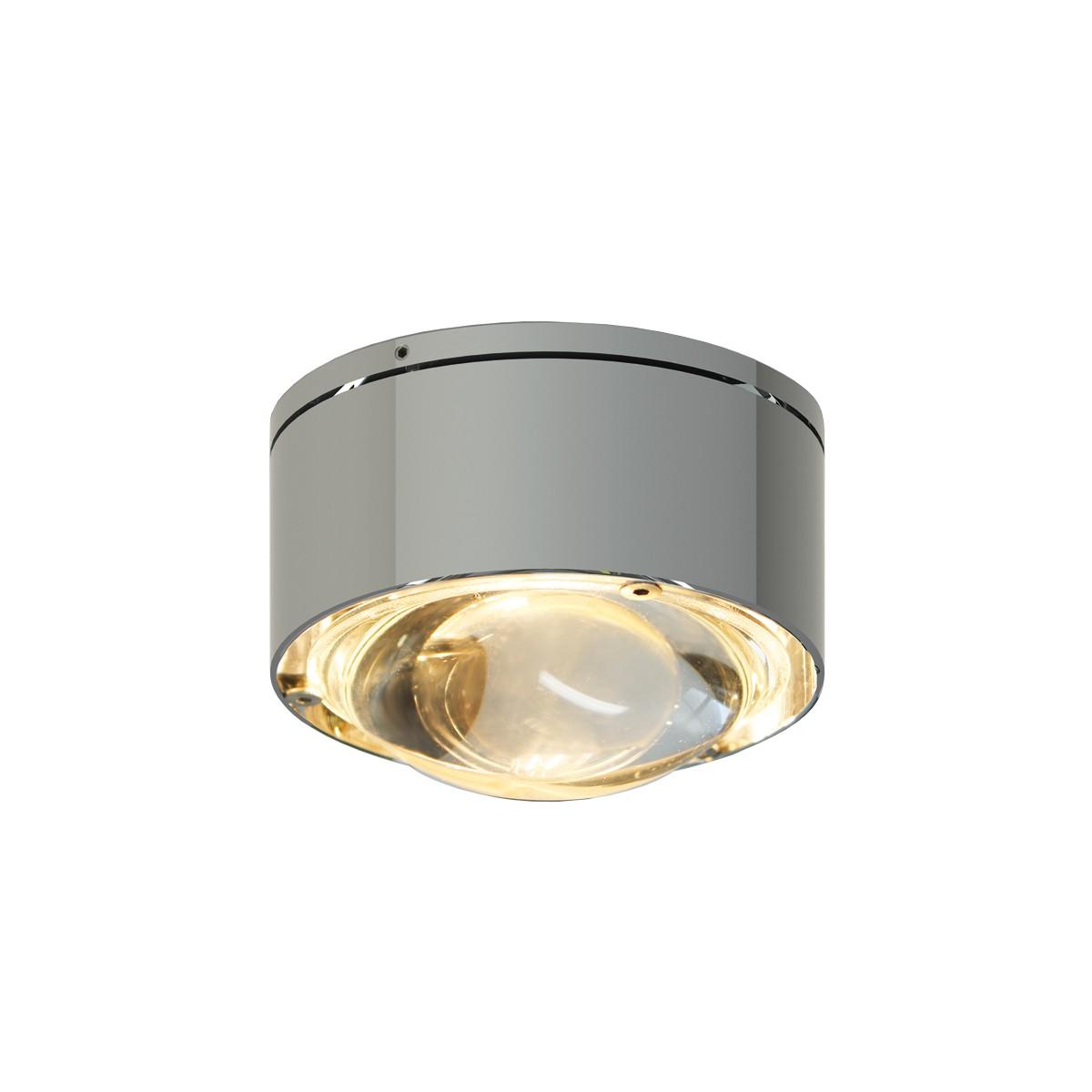 Top Light Puk One 2 LED Deckenleuchte, Chrom