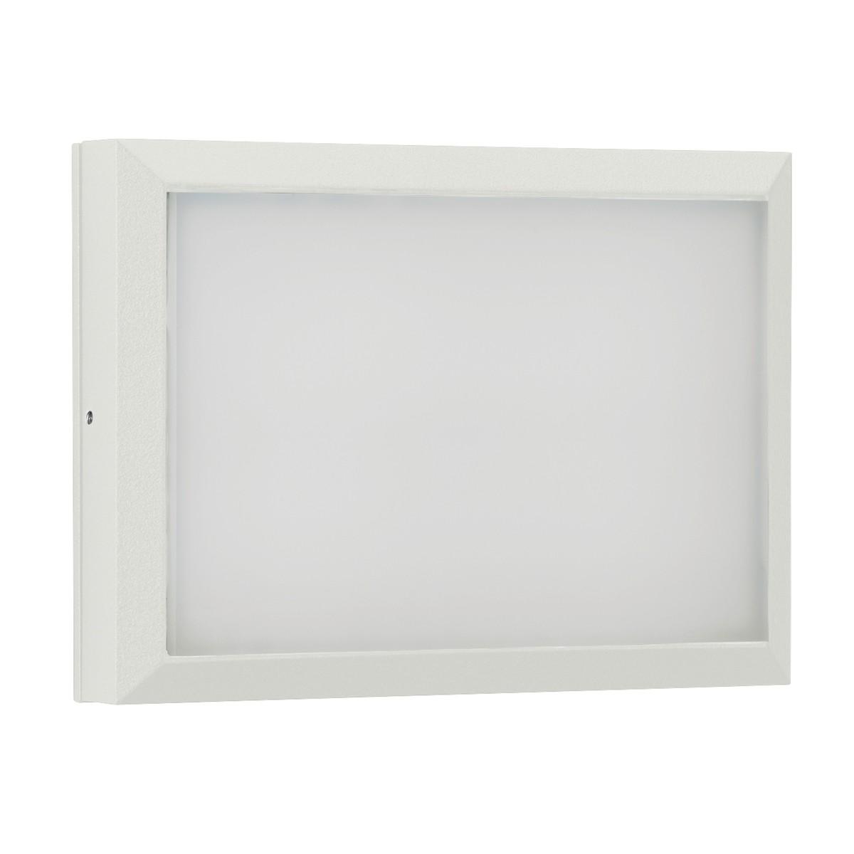 Albert 6403 Wand- / Deckenleuchte, weiß