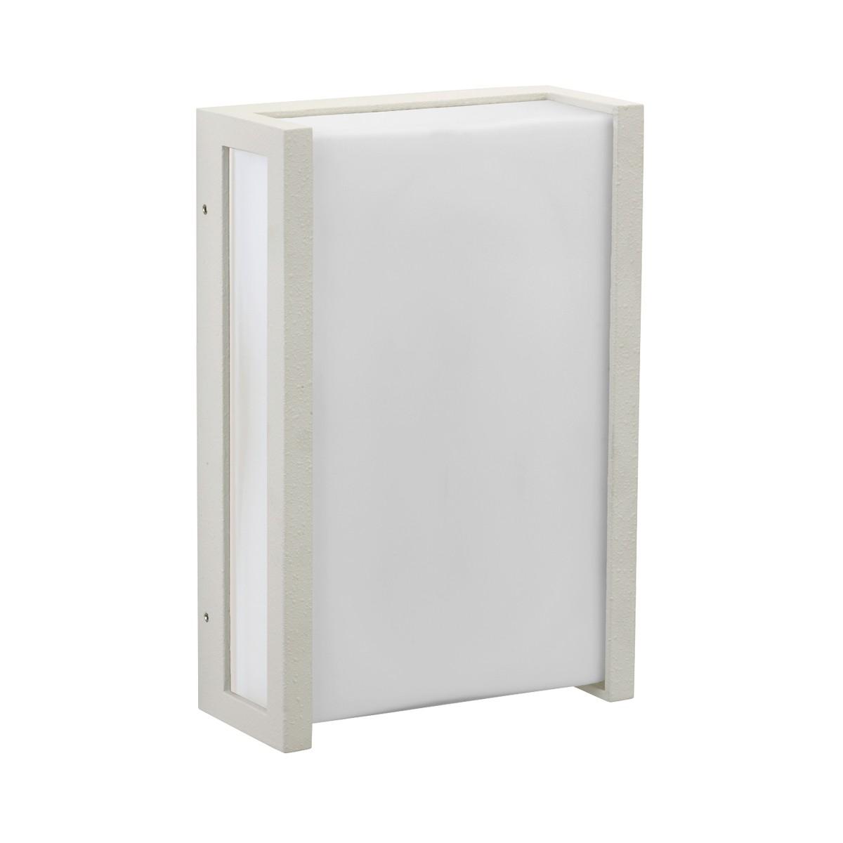 Albert 6400 Wand- / Deckenleuchte, weiß