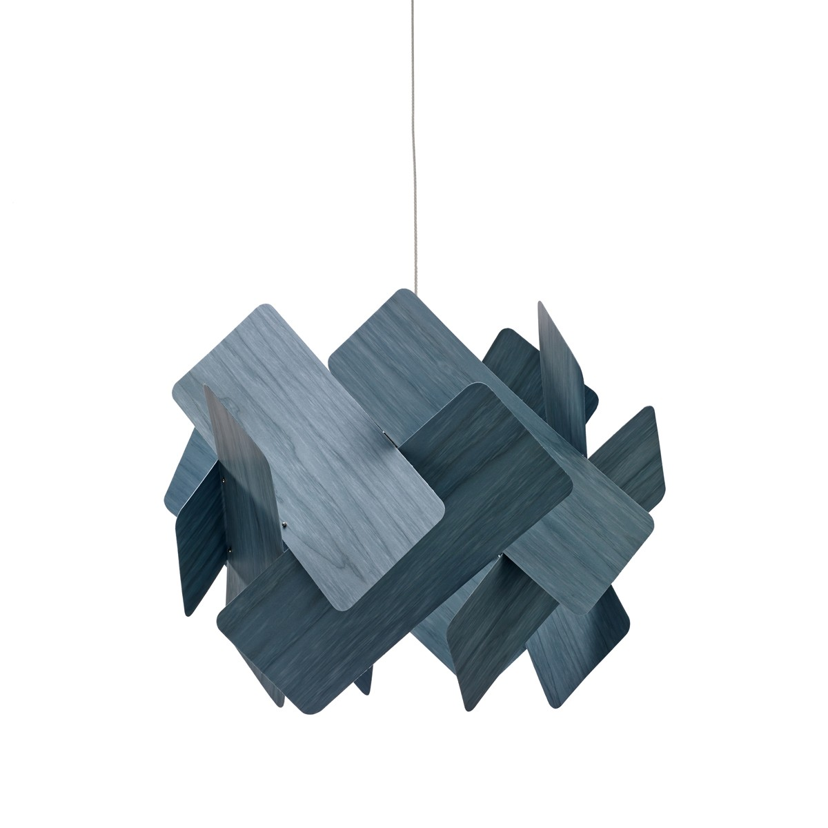 LZF Lamps Escape Small Pendelleuchte, blau