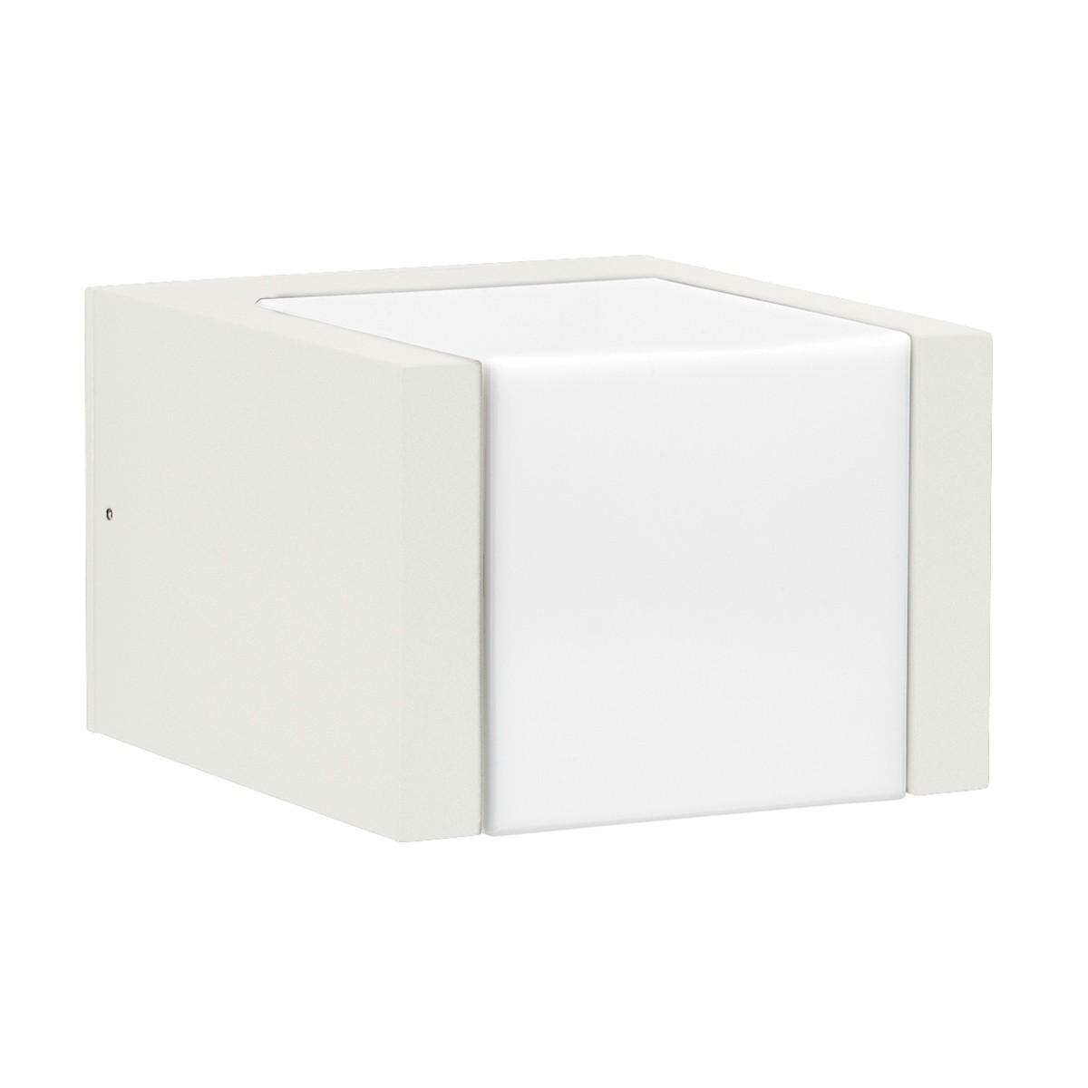 Albert 0332 LED Außenwandleuchte, weiß