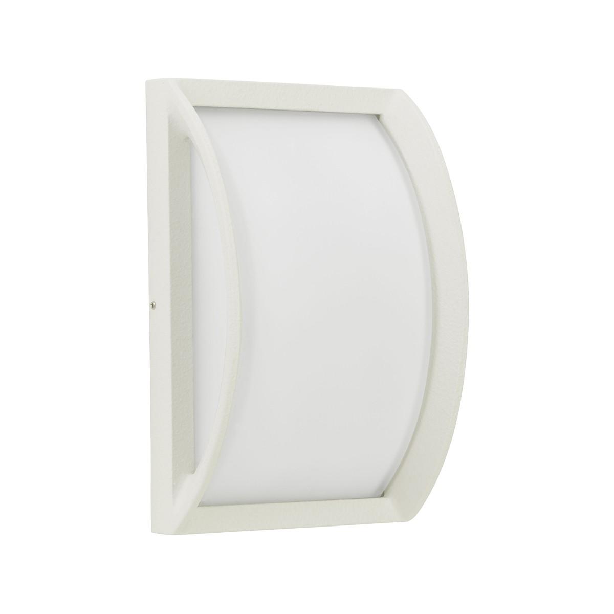 Albert 6389 Außenwandleuchte LED, weiß