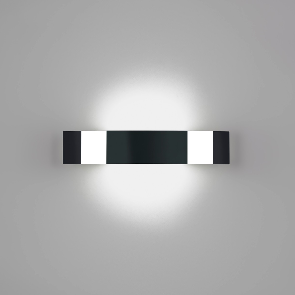 Fontana Arte Riga 36 LED Wandleuchte, Edelstahl poliert