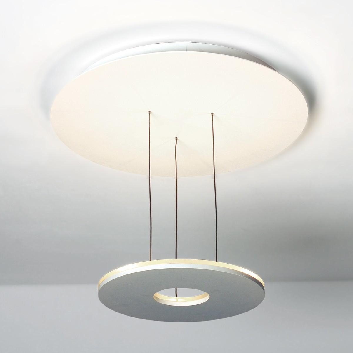 Bopp Saturn LED Deckenleuchte, weiß matt