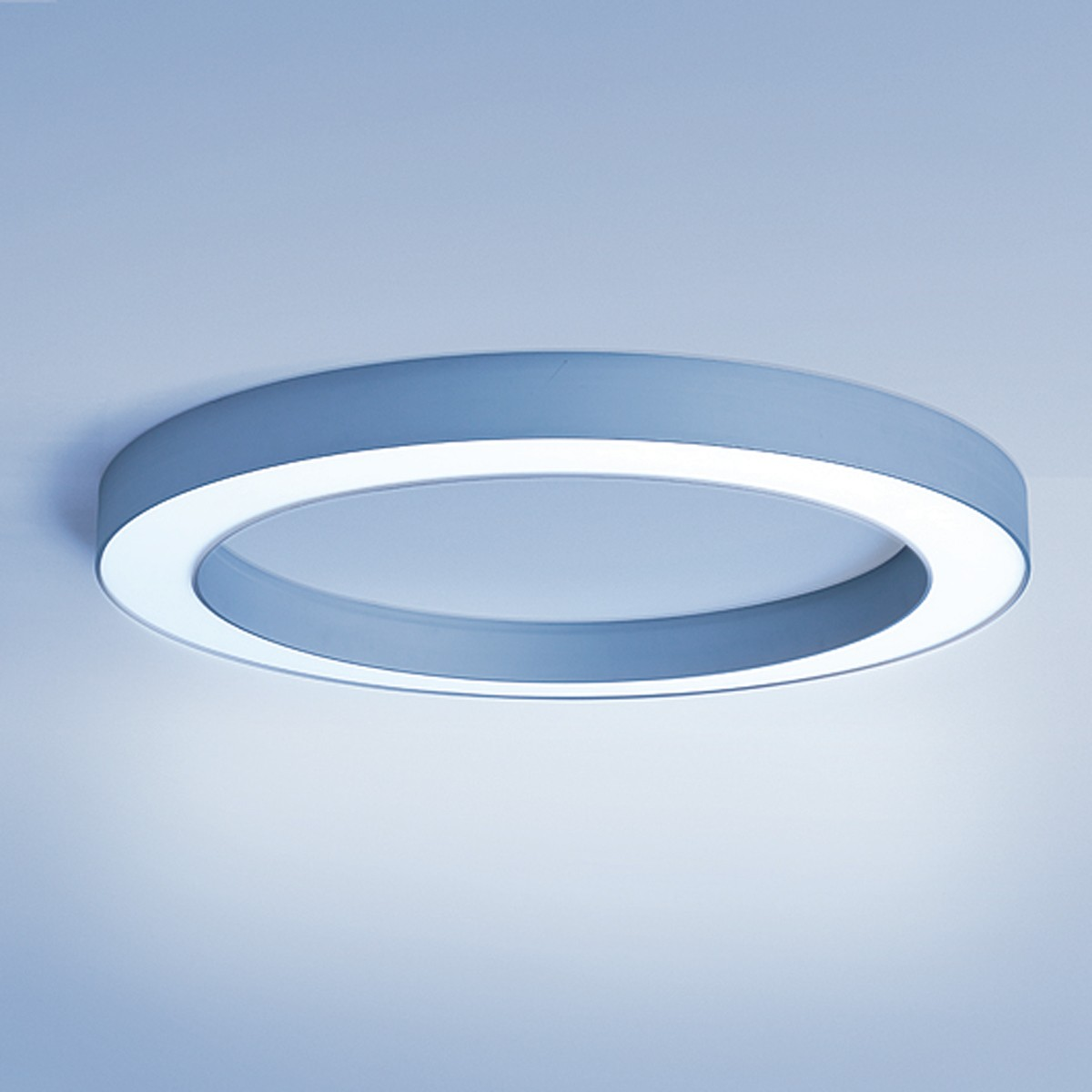 lightnet ringo star a1 wand deckenleuchte 60 cm silber matt mobil saege werk bickenbach. Black Bedroom Furniture Sets. Home Design Ideas