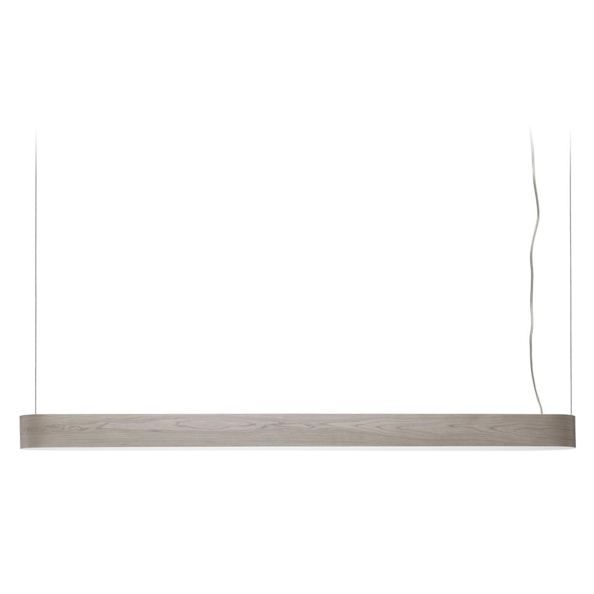LZF Lamps I-Club Slim LED Pendelleuchte, grau