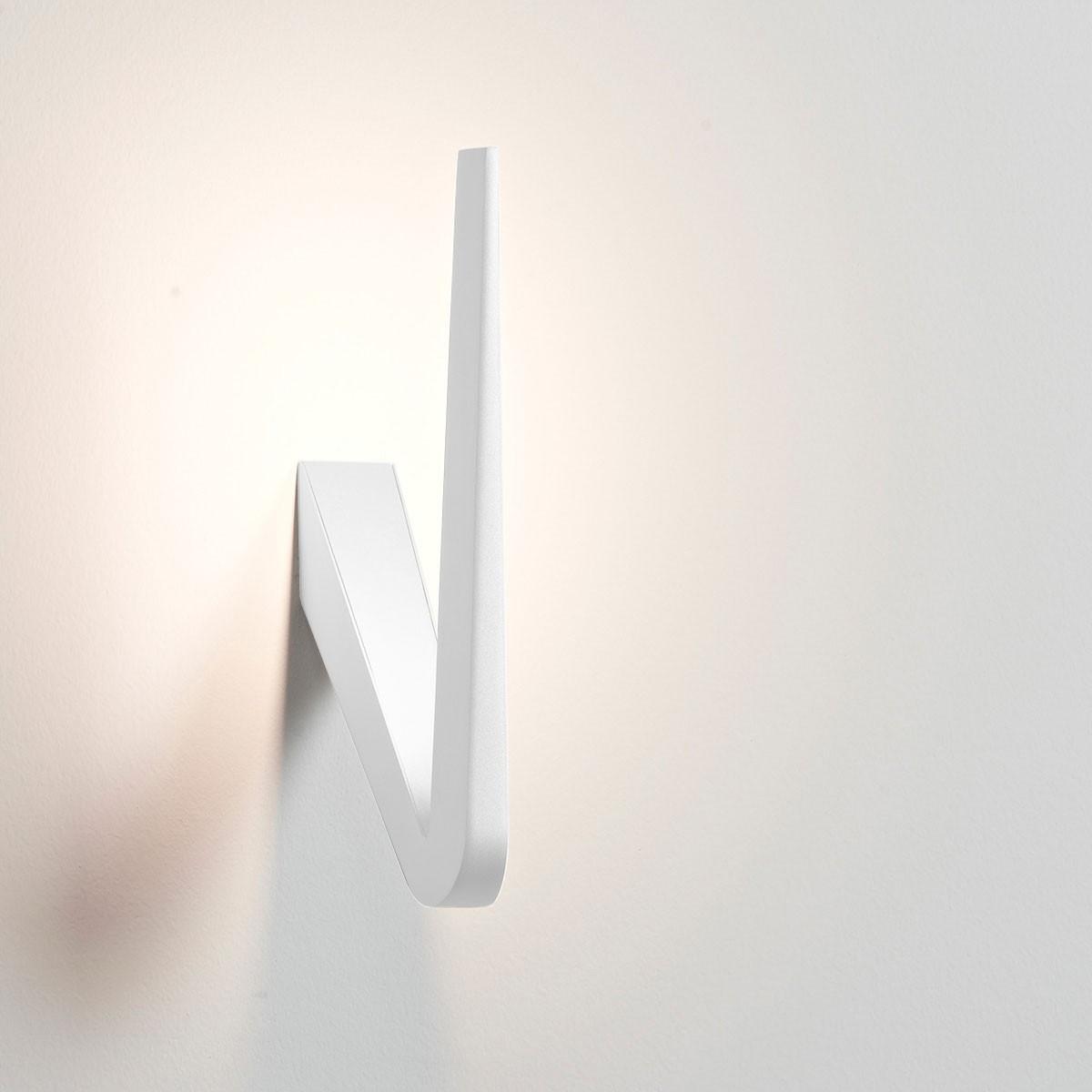 Rotaliana Tick W0 Wand- / Deckenleuchte, weiß matt