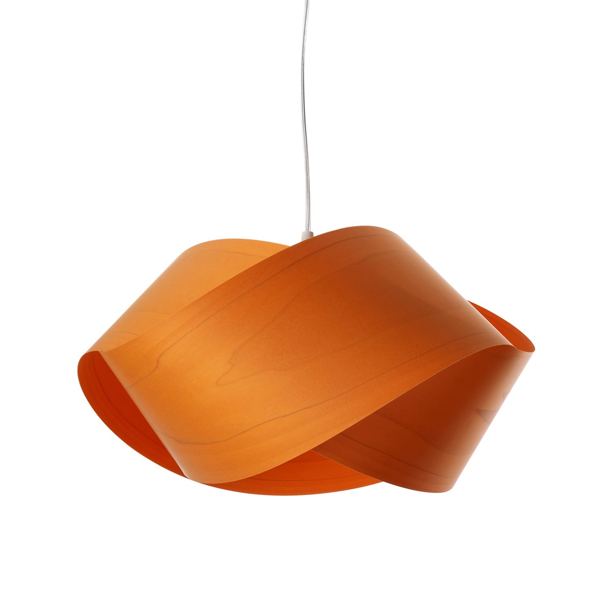 LZF Lamps Nut Pendelleuchte, orange
