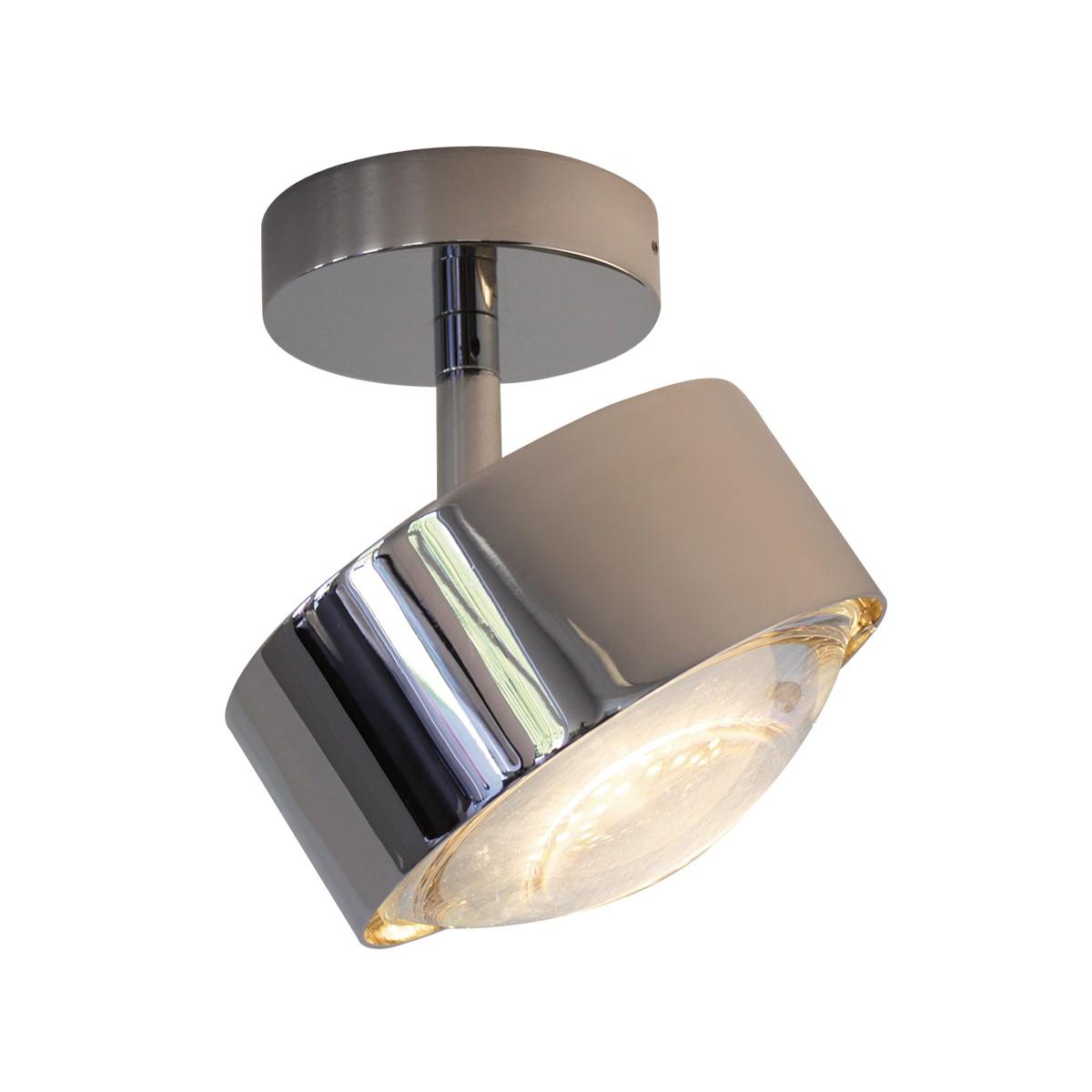 Top Light Puk Maxx Turn LED Up & Down Deckenleuchte