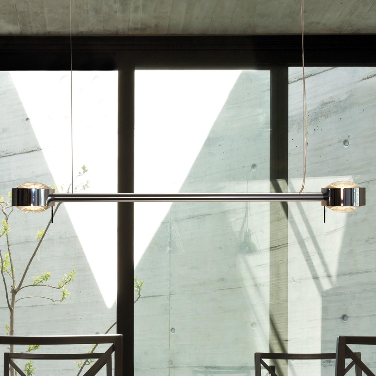 Top Light Puk Maxx Bone LED Pendelleuchte