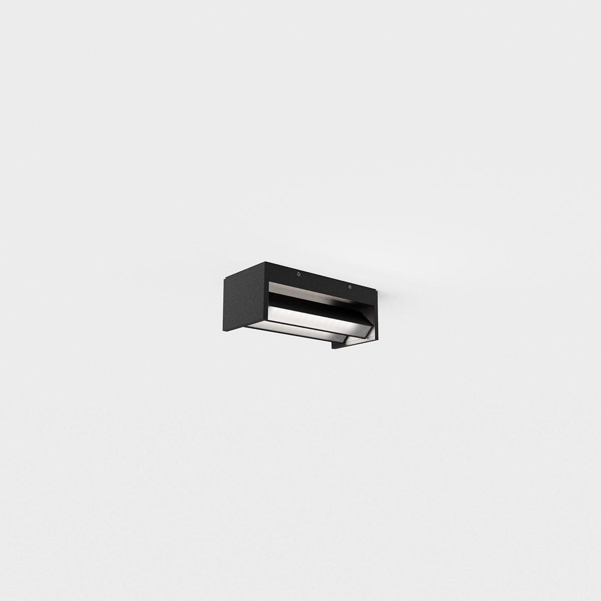 slat wand deckenleuchte deep black schwarz bauprofi aurich. Black Bedroom Furniture Sets. Home Design Ideas