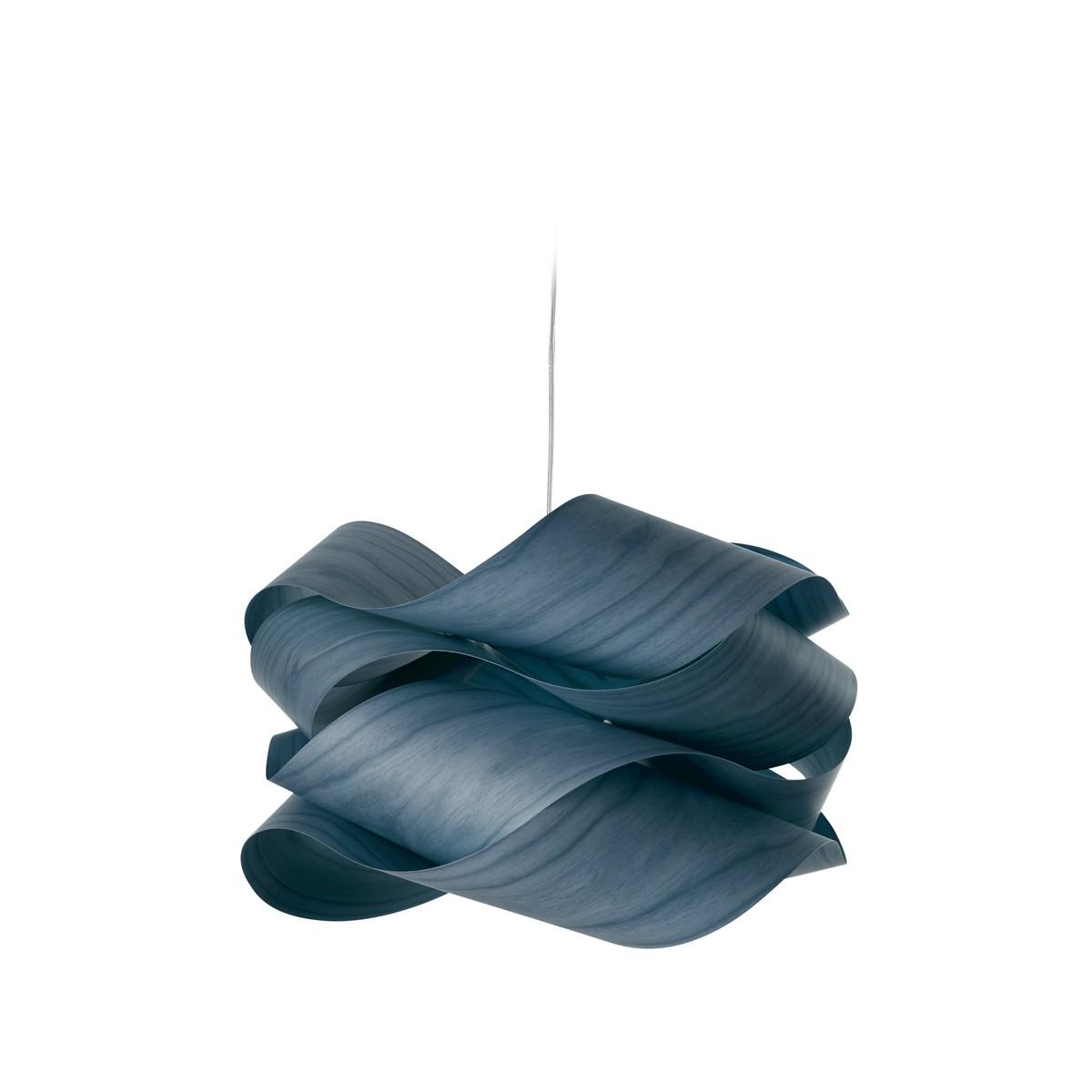 LZF Lamps Link Small Pendelleuchte, blau